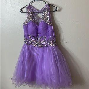 damas quince dress